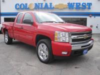 2011 Chevrolet Silverado 1500 LT Ext Cab Our Location