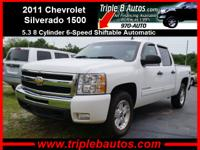 Exterior Color: summit white, Body: 4x4 LT 4dr Crew Cab