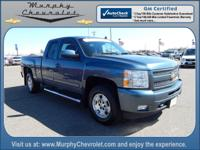 Exterior Color: blue granite, Body: Extended Cab
