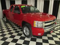 Exterior Color: victory red, Engine: 5.3L V8 16V MPFI