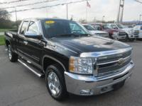 Exterior Color: blue, Body: 4x4 LT 4dr Extended Cab 6.5