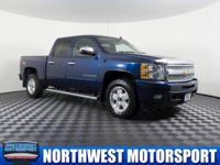 Clean Carfax Two Owner 4x4 Truck with Heated Seats!