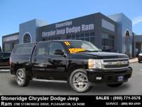 Options:  2011 Chevrolet Silverado 1500 Crew Cab 1500