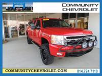 Chevrolet Silverado 1500 2011 LTZ CARFAX One-Owner.