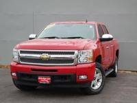 Exterior Color: victory red, Body: Pickup, Fuel: Flex