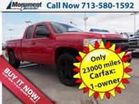 Exterior Color: red, Body: 4x2 LTZ 4dr Extended Cab 6.5