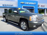 Exterior Color: light green, Body: Crew Cab Pickup,