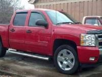 2011 Chevrolet Silverado 1500 LTZ This work truck has