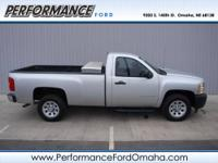 CARFAX 1-Owner, LOW MILES - 9,831! Work Truck trim. EPA