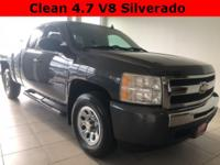 Vortec 4.8L V8 SFI VVT Flex Fuel, 4-Speed Automatic