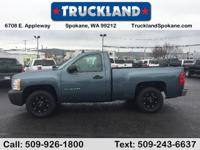 Options:  2011 Chevrolet Silverado 1500 Visit Truckland