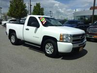 Check out this gently-used 2011 Chevrolet Silverado