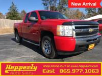 Clean CARFAX. This 2011 Chevrolet Silverado 1500 Work