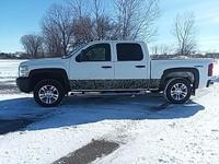 New Price! Summit White 2011 Chevrolet Silverado 1500