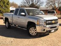 Duramax 6.6L V8 Turbocharged, 4WD, 127 Point Quality