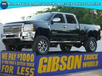 WWW.GIBSONTRUCKWORLD.COM 2011 Chevy Silverado 2500 LT