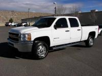 2011 Chevrolet Silverado 2500HD 4x4 Crew Cab Our