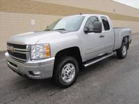 CHECK OUT THIS POWERFUL 4-dr 2011 CHEVY SILVERADO