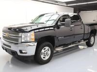 This awesome 2011 Chevrolet Silverado 2500 Diesel comes