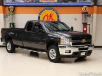 This Carfax 1-Owner 2011 Chevrolet Silverado 2500HD LT
