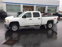 Only 35,201 Miles! This Chevrolet Silverado 2500HD