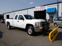 Ready for work!!! This rugged One Owner 2011 Chevy