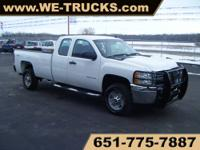 2011 Chevrolet Silverado 2500HD LT1 Ext Cab Long b -