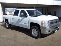 Options:  2011 Chevrolet Silverado 2500Hd 4Wd Crew Cab