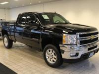 This 2011 Chevrolet Silverado 2500 HD is equipped with: