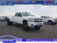 2011 Chevrolet Silverado 3500HD LTZ This Chevrolet