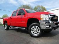 Exterior Color: red, Body: Pickup, Engine: V8 6.60L,