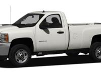 This 2011 Chevrolet Silverado 3500HD is a real winner