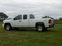 2011 Chevrolet Silverado 1500. This 4x4 is fully