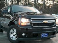 2011 Chevrolet Suburban 1500, Black, One Owner, 10 YEAR