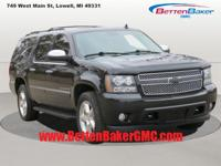 Options:  2011 Chevrolet Suburban 4Wd 4Dr 1500