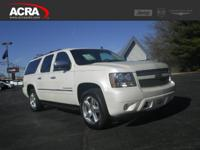 2011 Suburban, 96,036 miles, options include: a Third