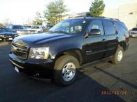 Description 2011 CHEVROLET Tahoe 320 horsepower, 4