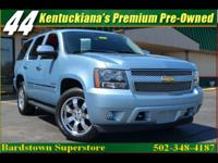 ***LOW MILES***LOADED LTZ PACKAGE***4X4***HEATED