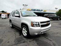 Chevrolet Tahoe 4x4 CarFax 1 Owner No Accidents We