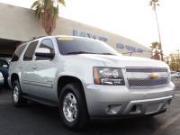 Options:  2011 Chevrolet Tahoe 4Dr