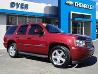 Look at this 2011 Chevrolet Tahoe LT. Its Automatic