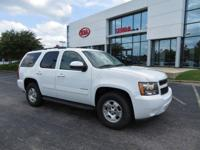 ***RARE TAHOE LT ***GREAT PRICE***Summit White 2011 4D