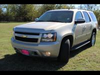 This GOLD 2011 Chevrolet Tahoe LT might be just the SUV