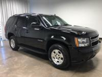 2011 Chevrolet Tahoe Black LT 6-Speed Automatic