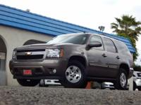 This 2011 Chevrolet Tahoe 4dr LT 4WD features a 5.3L V8