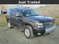 Tahoe... LT... 4WD... 5.3 V8... Leather... Heated