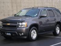 2011 Tahoe LT finished off in good looking Taupe Grey