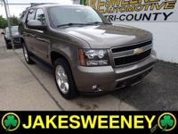 Presenting our One Owner 2011 Chevrolet Tahoe LT Four