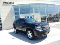2011 CHEVROLET TAHOE LT, BLACK, *BLUETOOTH*, *BOSE
