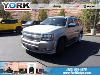CARFAX One-Owner. Clean CARFAX. 2011 Chevrolet Tahoe